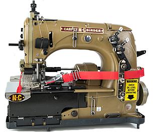 Nc Carpet Binding Machines Carpet Tools Industrial